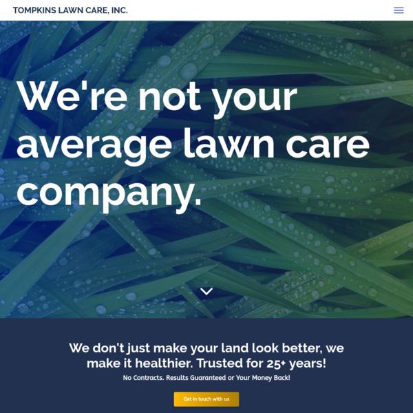 Tompkins Lawn Care, Inc.
