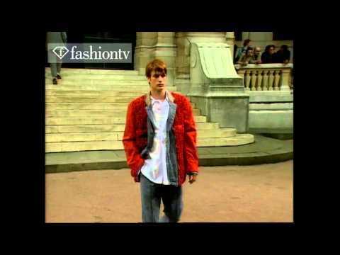 FLASHBACK: Comme Des Garcons Spring/Summer 1999 Menswear Show | Paris Fashion Week | FashionTV