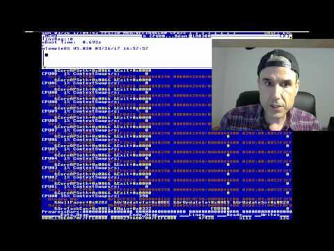 Terry A Davis responds to the haters who don't understand how TempleOS works, and how he wrote his own compiler and OS in under 2 megs. Also he calls out the CIA. RIP Terry A Davis, the smartest programmer who ever lived.