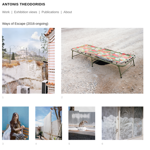 ANTONIS THEODORIDIS