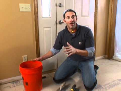 How to Lay a Tile Floor - DIY Network