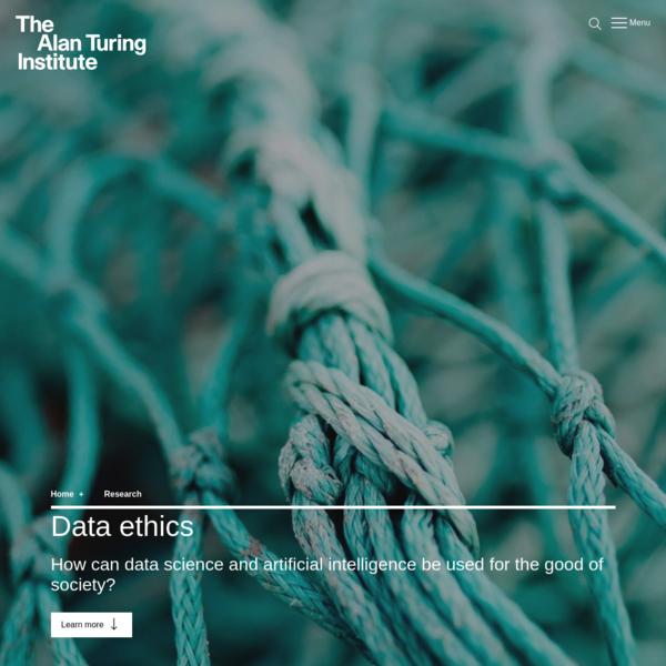 Data ethics