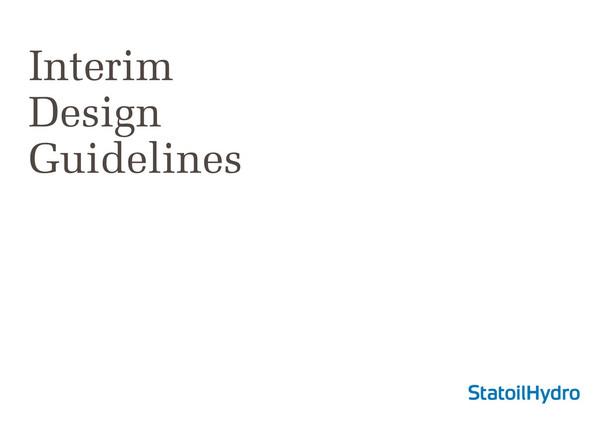 StatoilHydro-Interim-Design-Guidelines.pdf