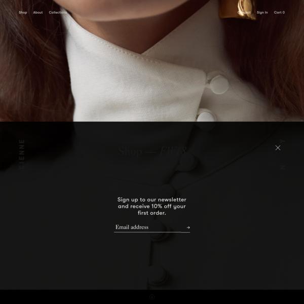 Cienne - Official Site | Designer Women's Clothing