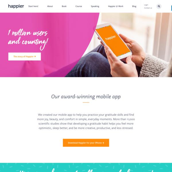 App - Happier