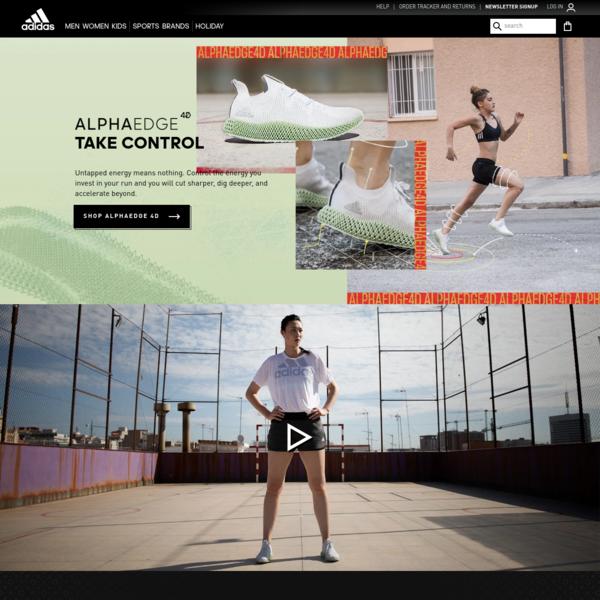 adidas Online Shop | adidas US