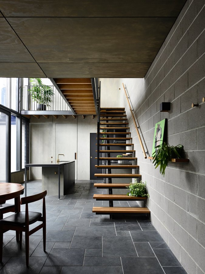 at-the-rear-of-the-property-a-two-story-extension-was-added-including-the-open-concept-kitchen-and-dining-area-seen-here-as-...