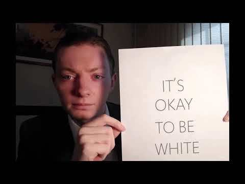 ITS OK TO BE WHITE 2018