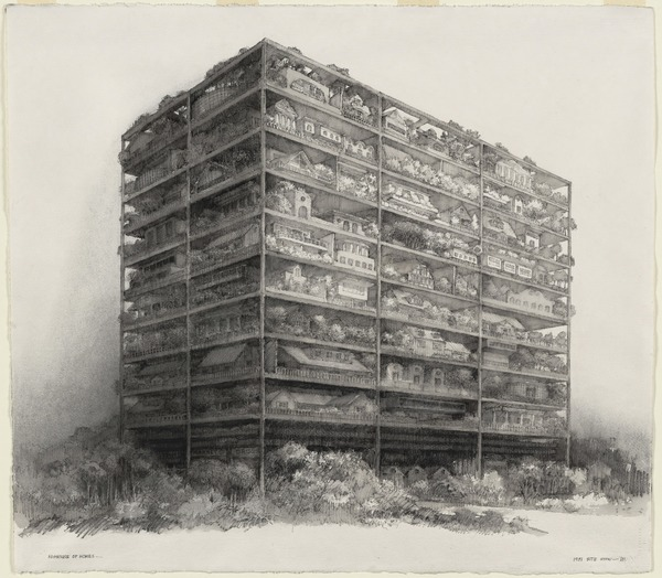 Highrise of Homes