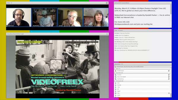 Videofreex - Networked Conversations