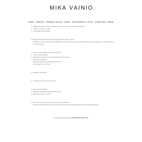Are riders mika vainio will bring a case of approx 20 kg which includes korg sx rider pronofoot35fo Image collections