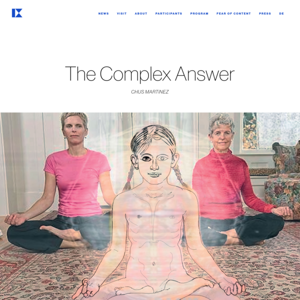 The Complex Answer