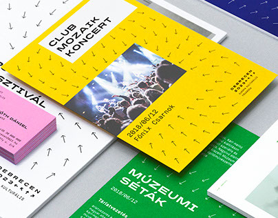 Debrecen 2023 - European Capital of CultureThe city of Debrecen is proudly competing to be the European Cultural Capital of 2023. We created an identity for the candidate city based on the concept of ideas, people and culture attracting each other like m...