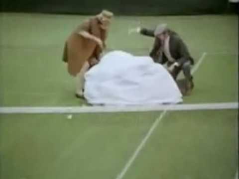 Monty Python - Science Fiction Sketch (Part3) Scottish tennis