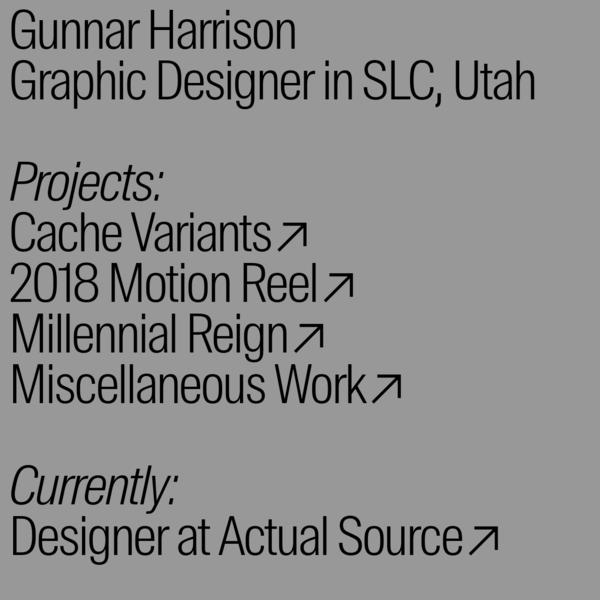 Gunnar Harrison