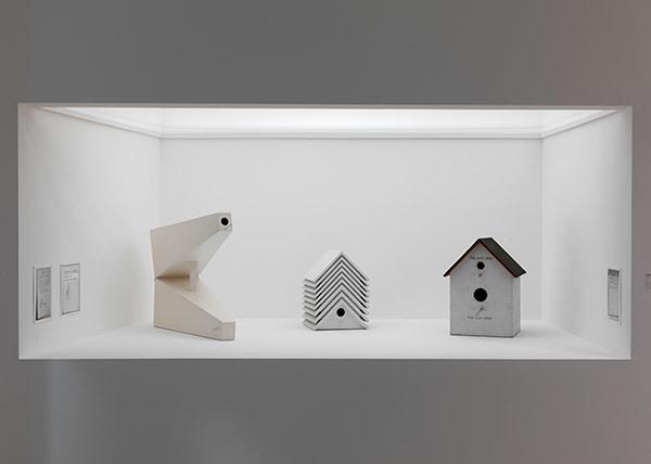 Mike Kelley, Birdhouses, 1978