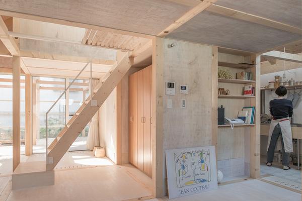 House in Shinkawa // Yoshichika Takagi