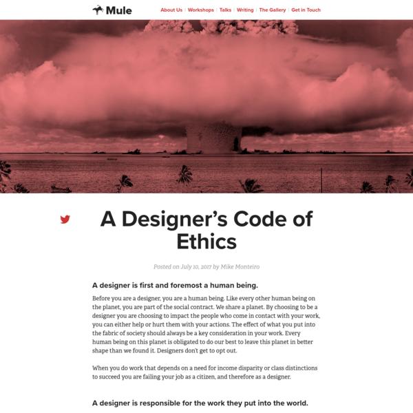 A leading interactive design studio in San Francisco, CA.