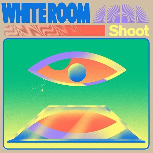 Cover and AD for @whiteroomhq latest single Shoot that came out last week. Eye eye. #single #cover #art #graphics #illustrat...