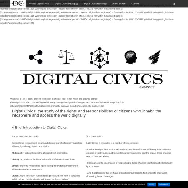 Digital Civics