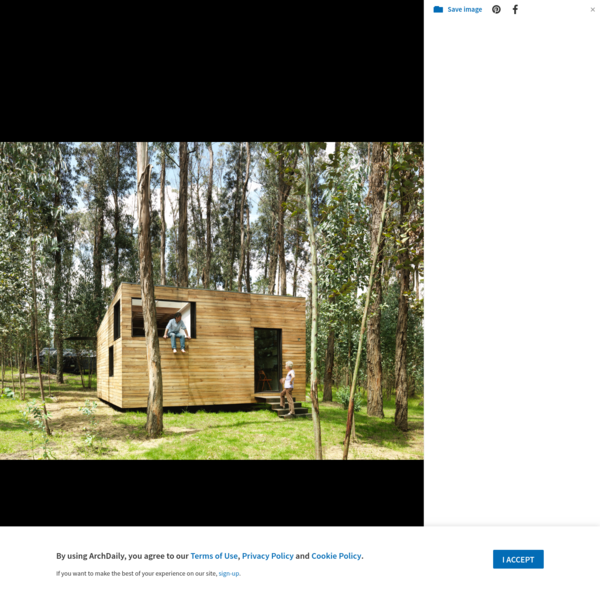 Gallery of Micro-Architecture: 40 Big Ideas for Small Cabins - 4