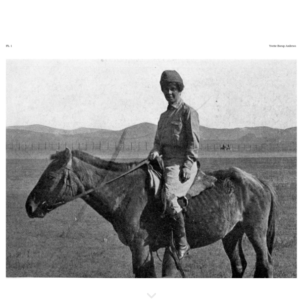 Yvette Borup Andrews: Photographing Central Asia