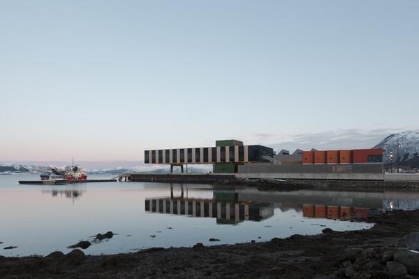 Holmen Industrial Area // Snohetta