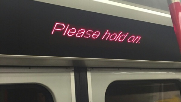 please hold on