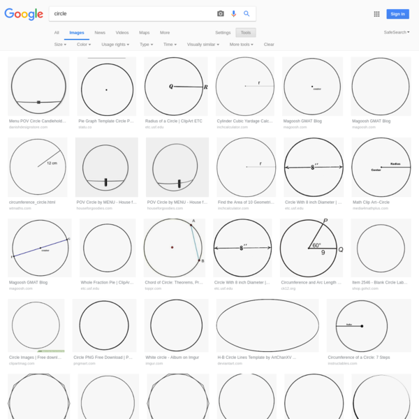 circle - Google Search