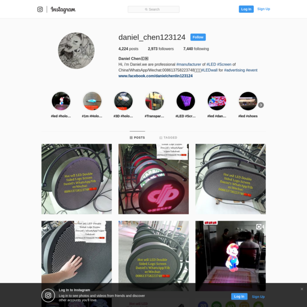 2,973 Followers, 7,440 Following, 4,224 Posts - See Instagram photos and videos from Daniel Chen🇨🇳 (@daniel_chen123124)