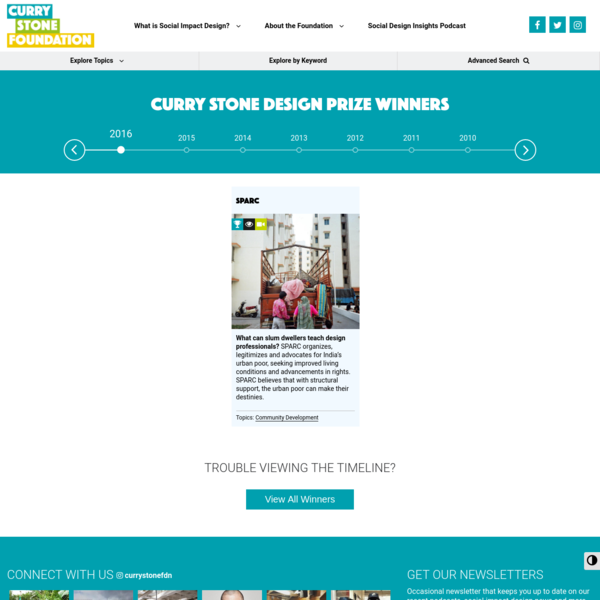 Curry Stone Design Prize Winners - Curry Stone Foundation