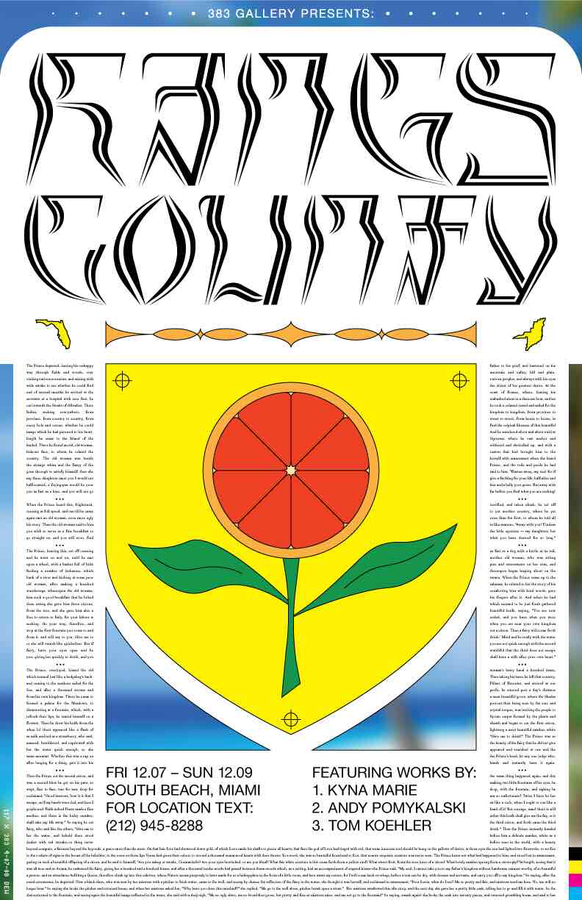 "Phil Gibson — 383 Gallery presents: ""Kings County"""