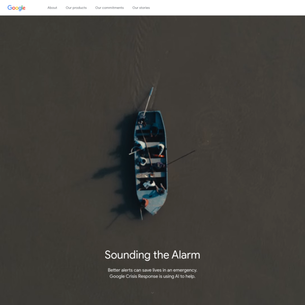 Inside Google: How the Crisis Response team is building tools to alert users with accurate information during emergency situations