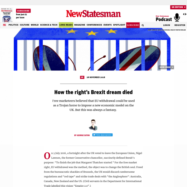 How the right's Brexit dream died