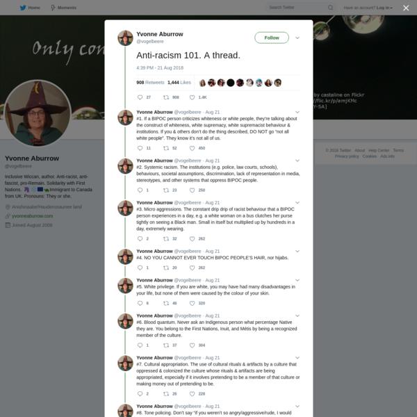 Yvonne Aburrow on Twitter
