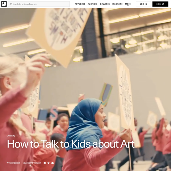 On a June morning two years ago, 3,000 schoolchildren poured into the pristine art galleries of London's Tate Modern. They were guests of honor-the first public visitors to experience the contemporary art institution's freshly minted extension.