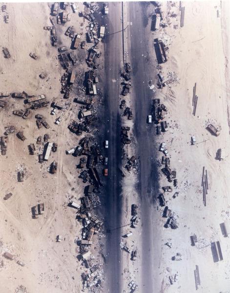 war road