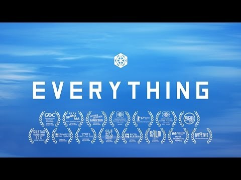 🌍 DRM free + Steam key [PC/Mac/Linux] ▶️ https://davidoreilly.itch.io/everything 🌎 Steam ▶️ http://store.steampowered.com/app/582270 🌏 PS4 ▶️ http://play.st/everything 🎶 Soundtrack ▶️ https://davidoreilly.itch.io/everything-ost Everything is narrated by the brilliant British philosopher Alan Watts.