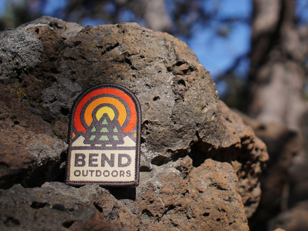 bend outdoors patch