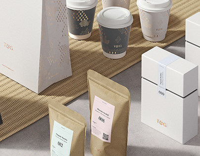 Premium loose-leaf tea experts Tea and Glory approached us to create a brand identity, packaging system and interior signage to reflect their positioning as the antithesis of fast-paced coffee culture. Their mission is to encourage the world to slow down ...