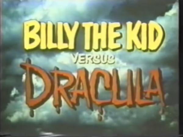 Billy the Kid vs Dracula (1966)
