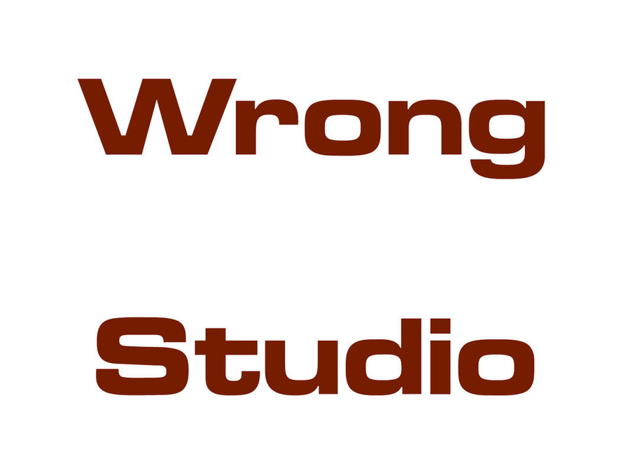 Wrong Studio