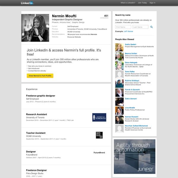 Nermin Moufti | LinkedIn