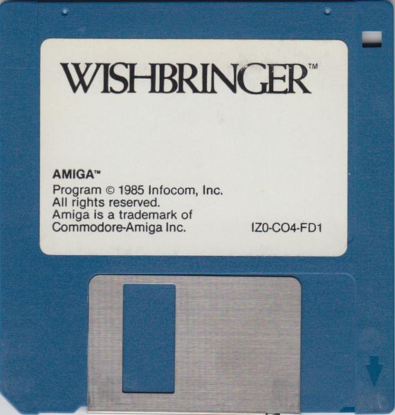 wishbringer floppy