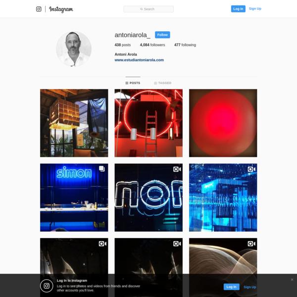 Antoni Arola (@antoniarola_) * Instagram photos and videos