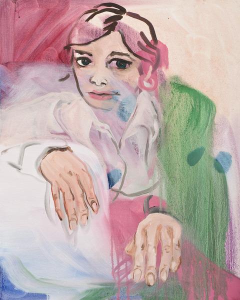 Becky Kolsrud, untitled (women studies no.2), 2011