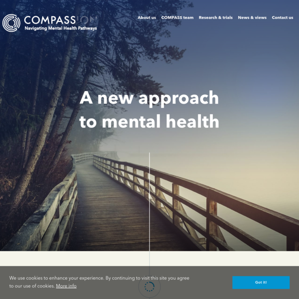 COMPASS – Navigating Mental Health Pathways