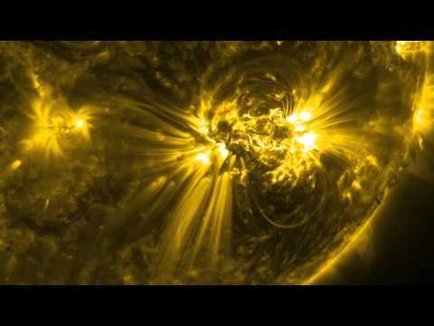 NASA | Thermonuclear Art - The Sun In Ultra-HD (4K)