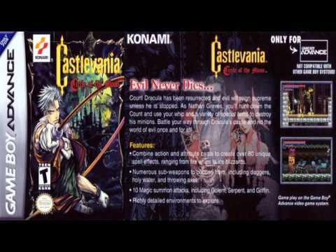 Let's Listen: Castlevania Circle Of The Moon (GBA) - Awake (Extended)