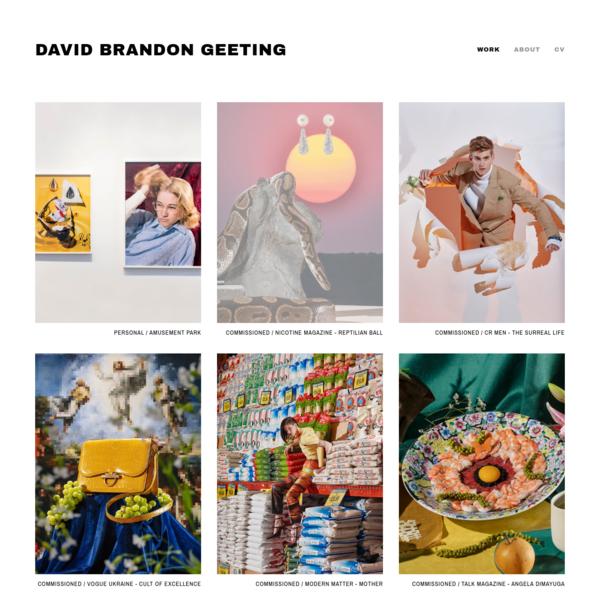 David Brandon Geeting